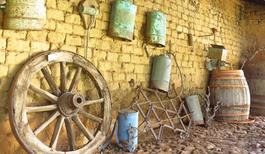 Entre vino y minas: Porto Flavia
