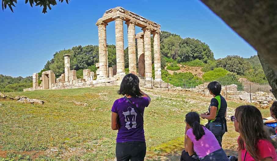 Arqueología y sabores antiguos: el suroeste