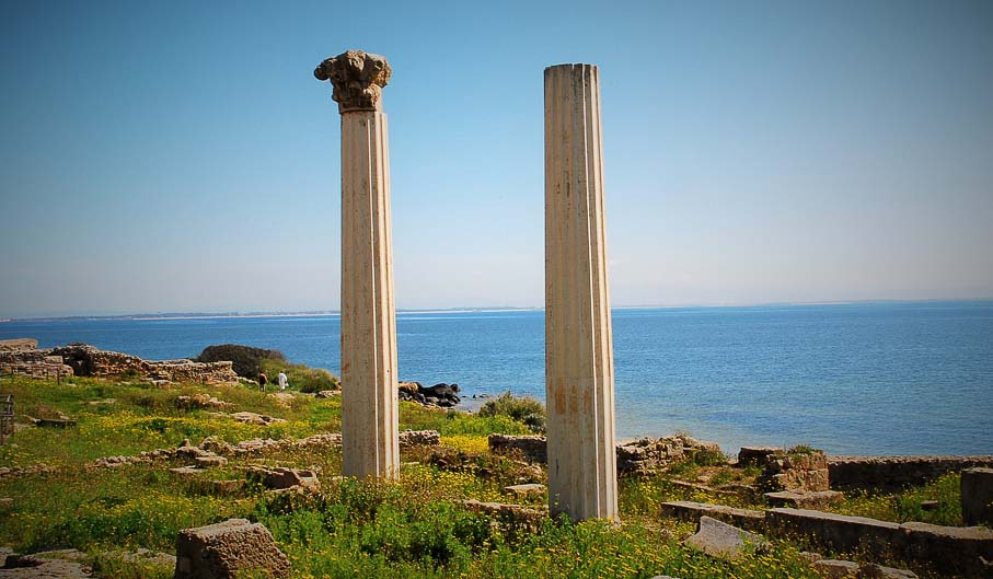 Archaeological Trip to Tharros ans Sinis